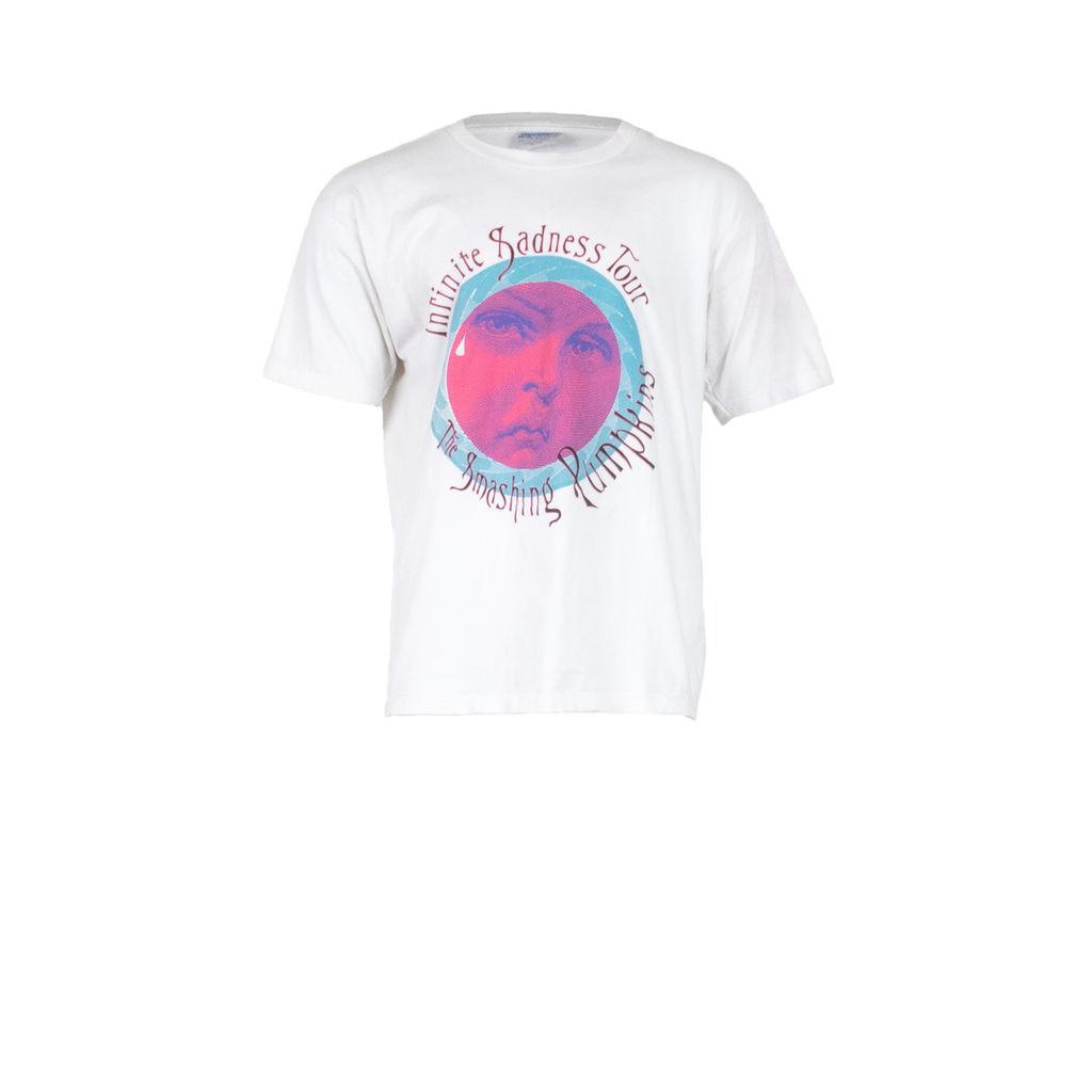 Vintage Smashing Pumpkins 1996 Infinite Sadness Tour T-Shirt