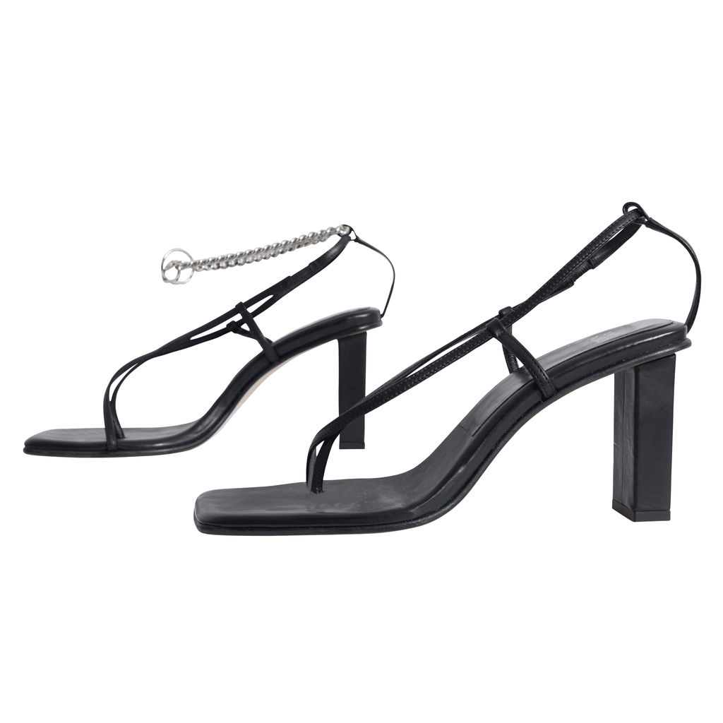 Anny Nord Shake the Chains Sandals - Black