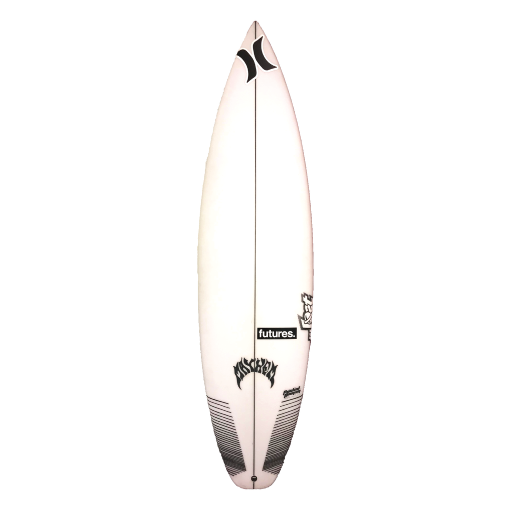 Customized Surfboard by Steffi Kerson *Basic Space Exclusive*