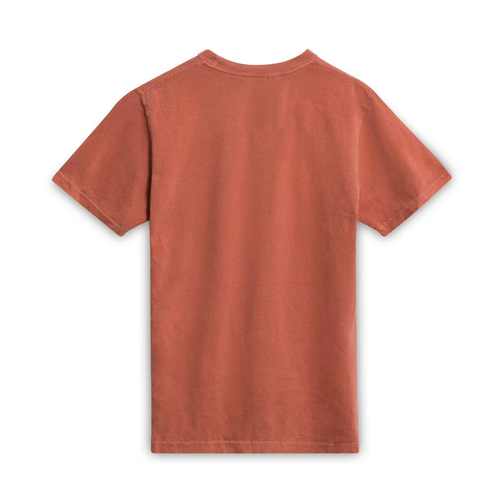 Pali Sadoes Dancing T-Shirt - Rusty Orange