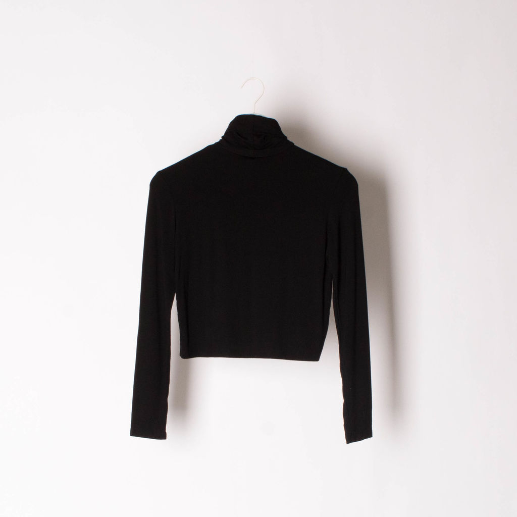 OMIGHTY Chinese Dragon Long Sleeve Turtleneck