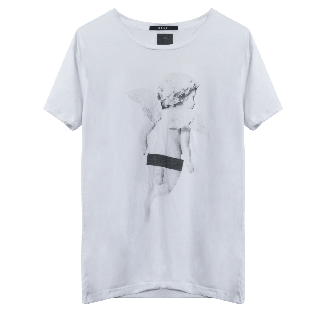 Ksubi Naughty Boys Printed T-Shirt