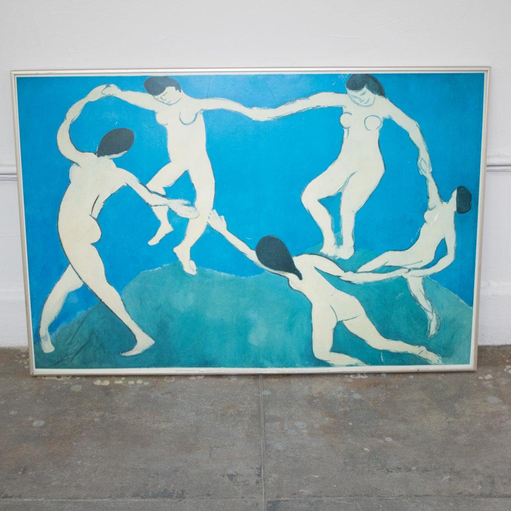 "Matisse ""Dance I"" Print"