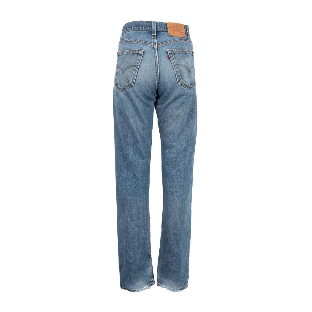 Vintage Distressed Levi's 505 Jeans