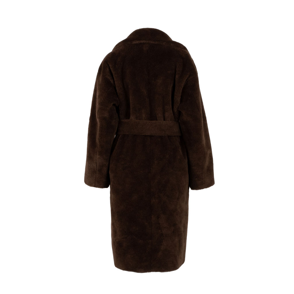 Amomento Long Shearing Coat