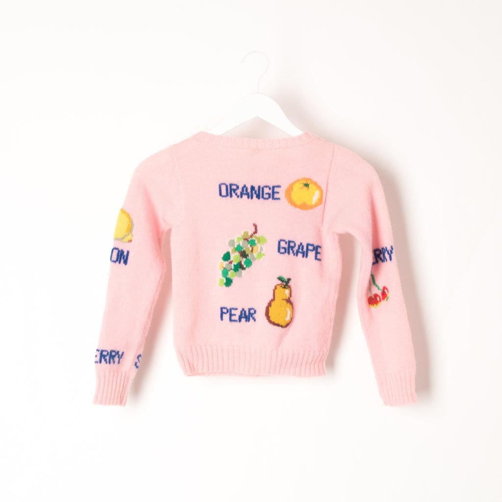 Vintage Fruit Sweater