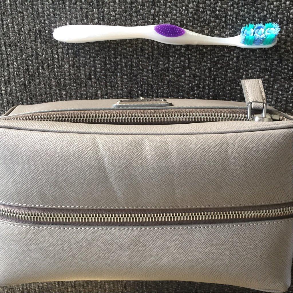 Prada Men's Toiletry Bag