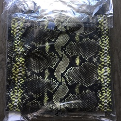 Givenchy Snakeskin Print Sweatshirt  curated by Jesse Lee