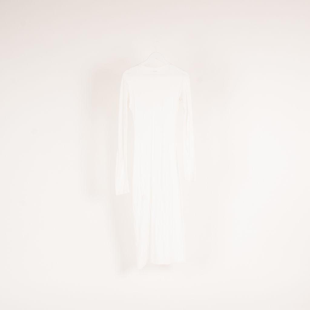 Jil Sander Long Sleeve Stretch Dress