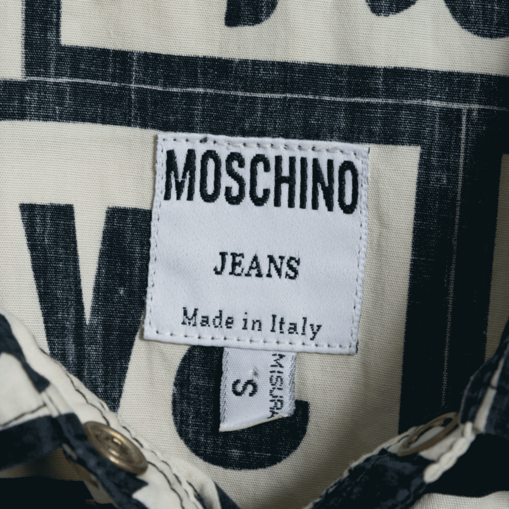 Moschino Button Up