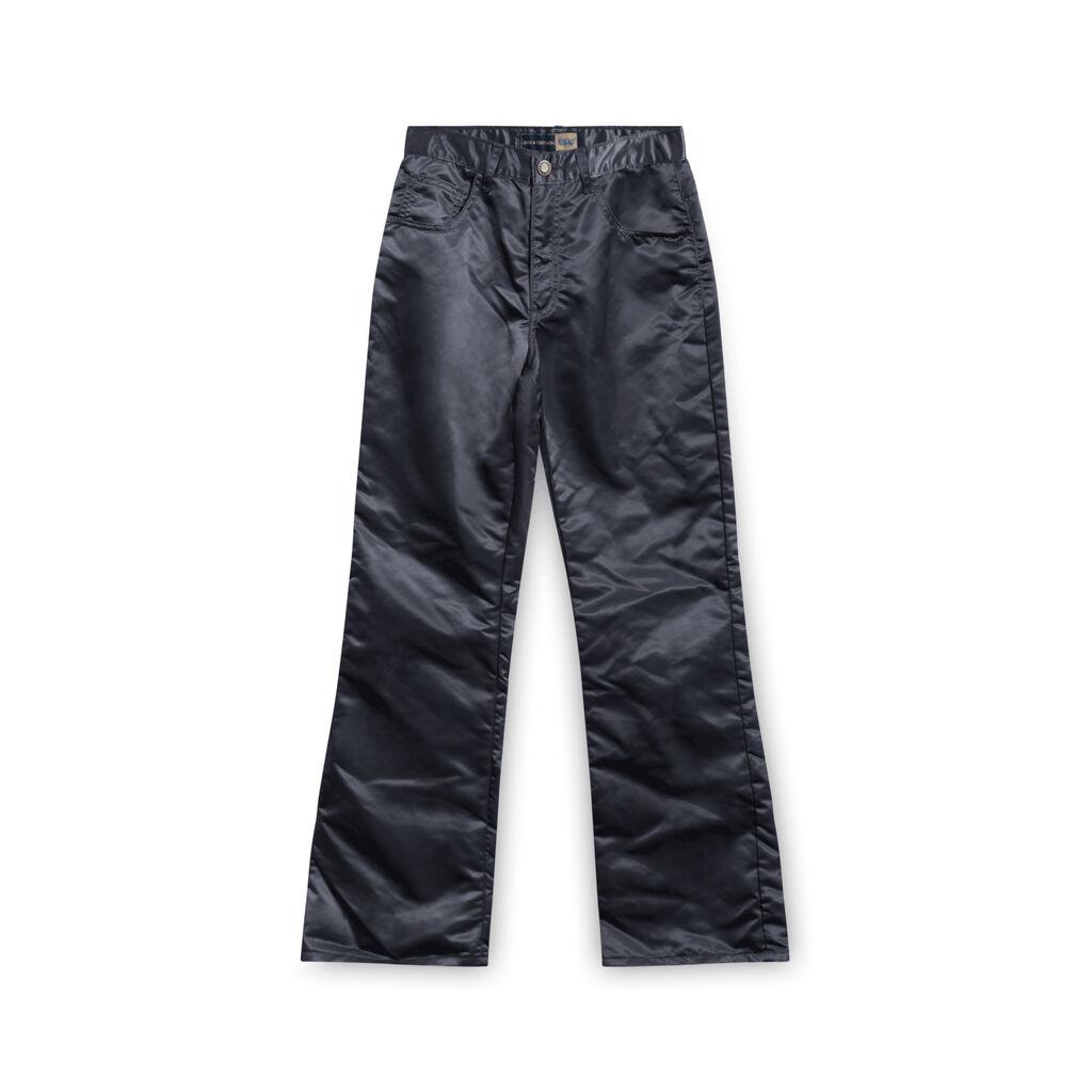 Hot & The Gang USA Dark Grey-Silver Pants