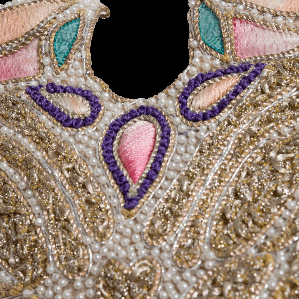 Vintage Mary McFadden Evening Dress