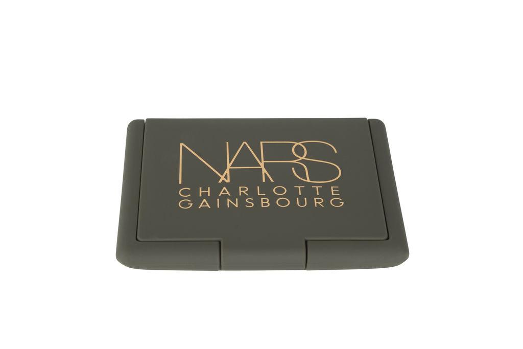 NARS Charlotte Gainsbourg Velvet Duo Eyeshadow- Rue Allent