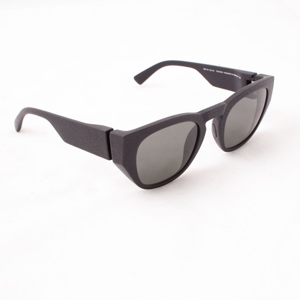 Mykita Maverick Pitch Black