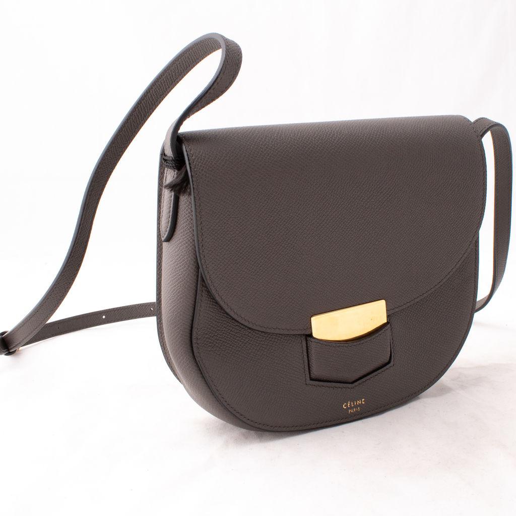 Celine Sac Trotteur Bag