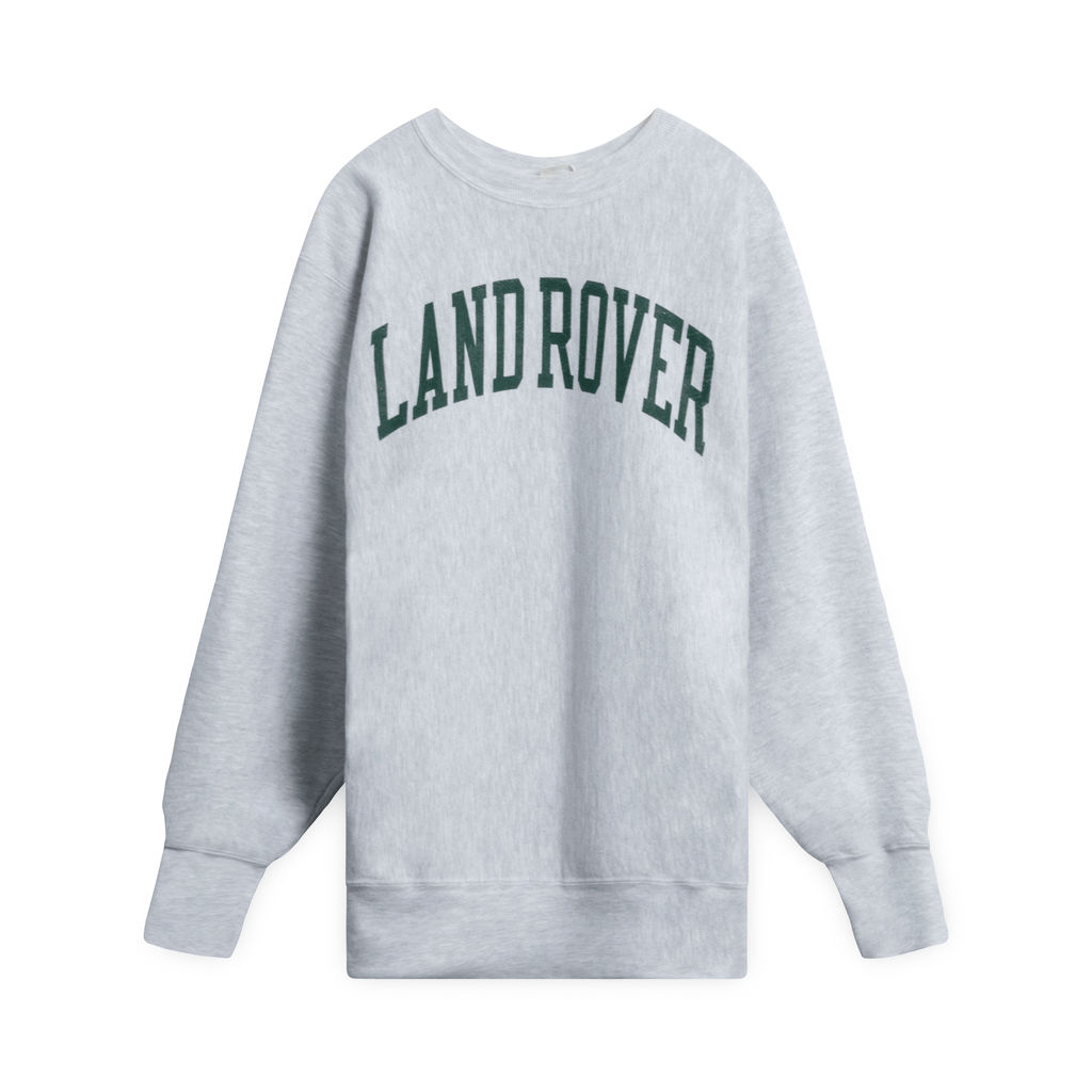 Vintage Land Rover Sweatshirt (Grey)