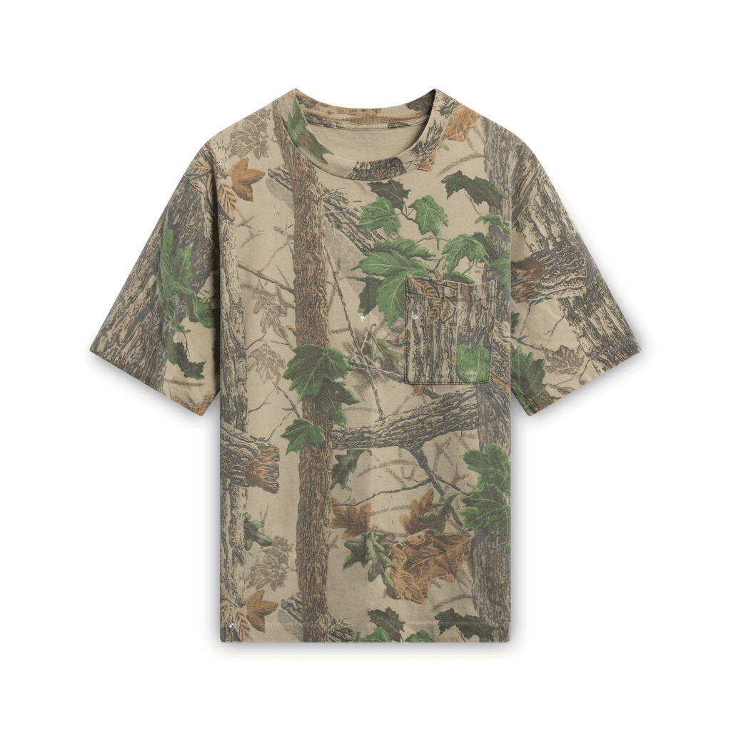 90s Realtree Camo T-Shirt - Brown