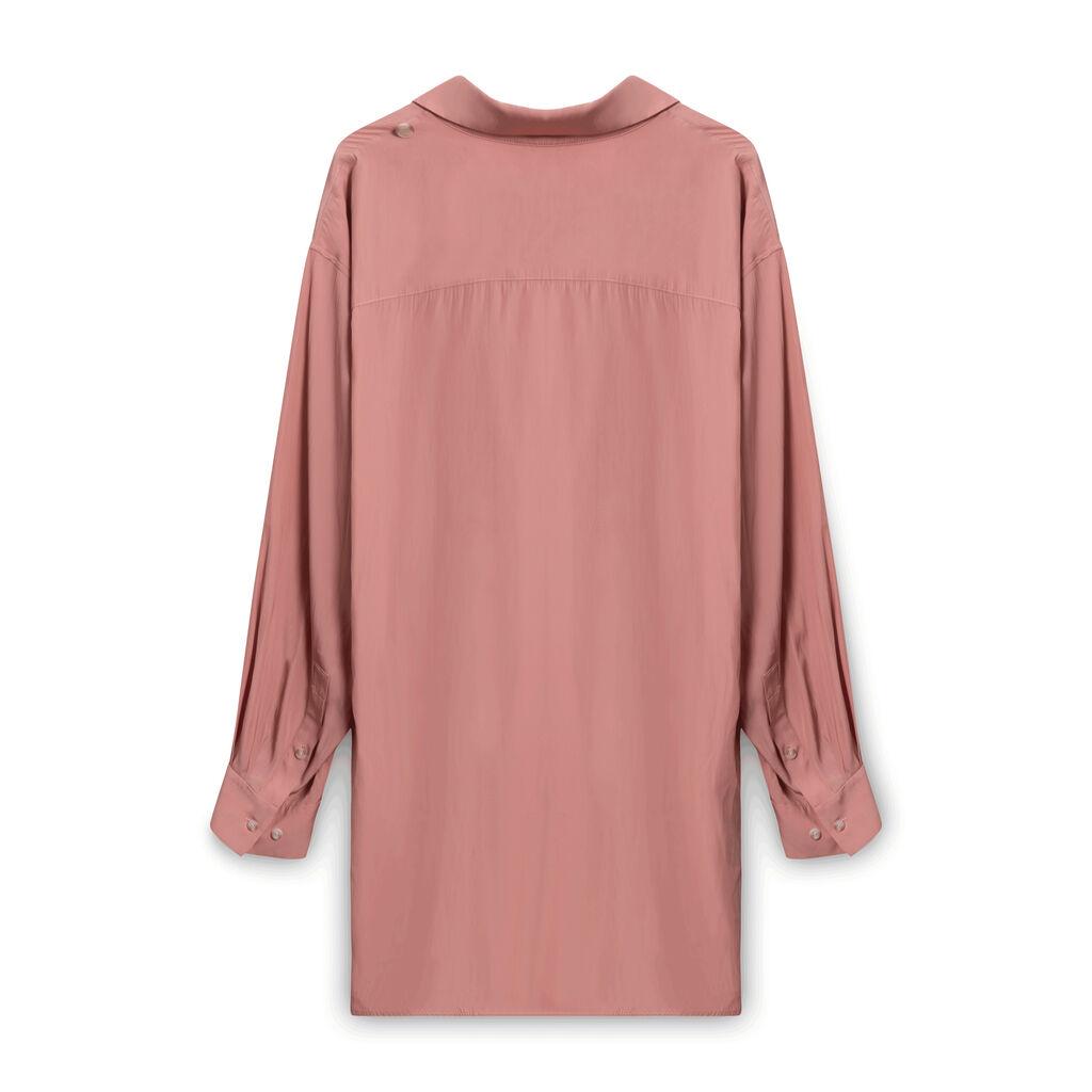 Aritzia Babaton Athena Blouse - Pink