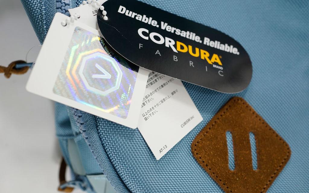 Visvim Ballistic 20L Suede Bottom Cordura Backpack