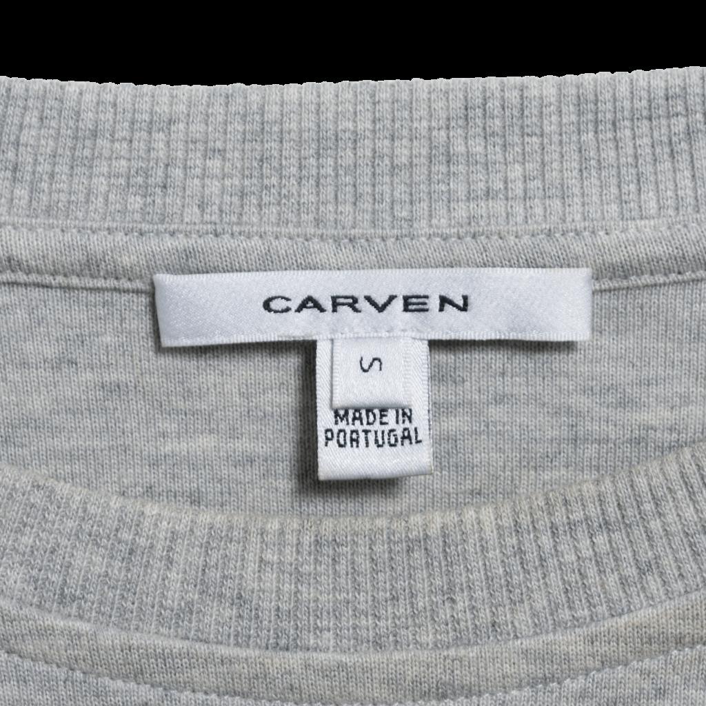 Carven Cropped Sweatshirt
