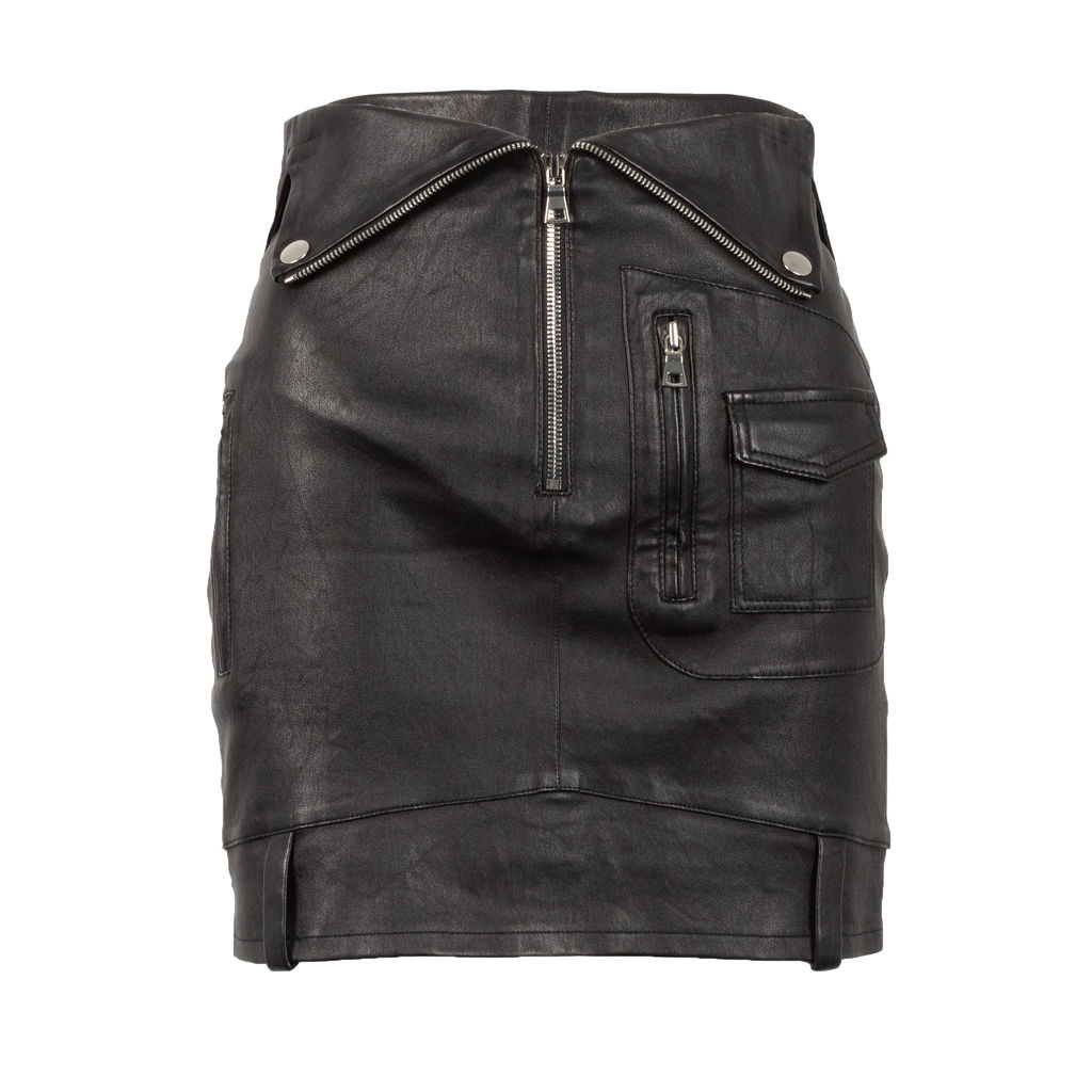 RtA Gisele Skirt in Black