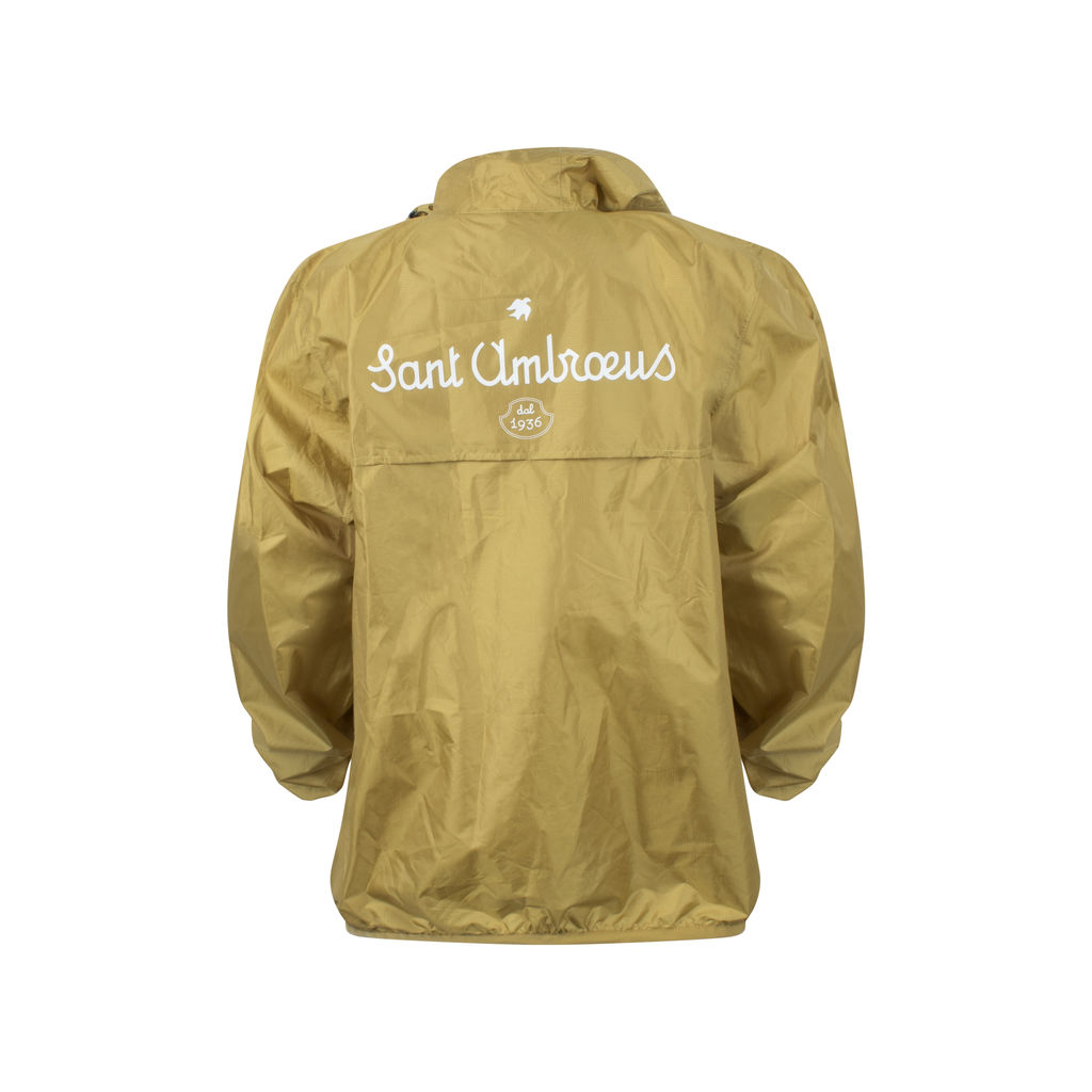 Sant Ambroeus x K-Way Windbreaker