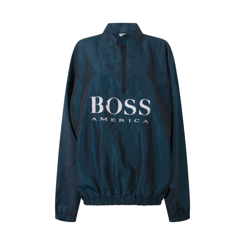Vintage Hugo Boss America Windbreaker