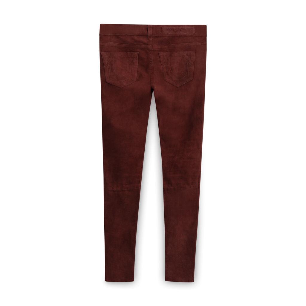True Religion Suede Jeans