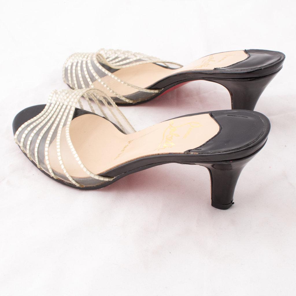 Vintage Christian Louboutin Heels