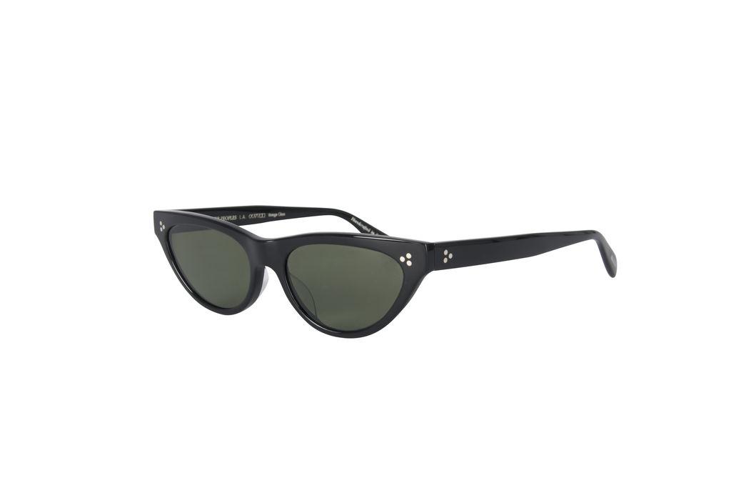 Oliver Peoples Zasia 53 Cat Eye Sunglasses