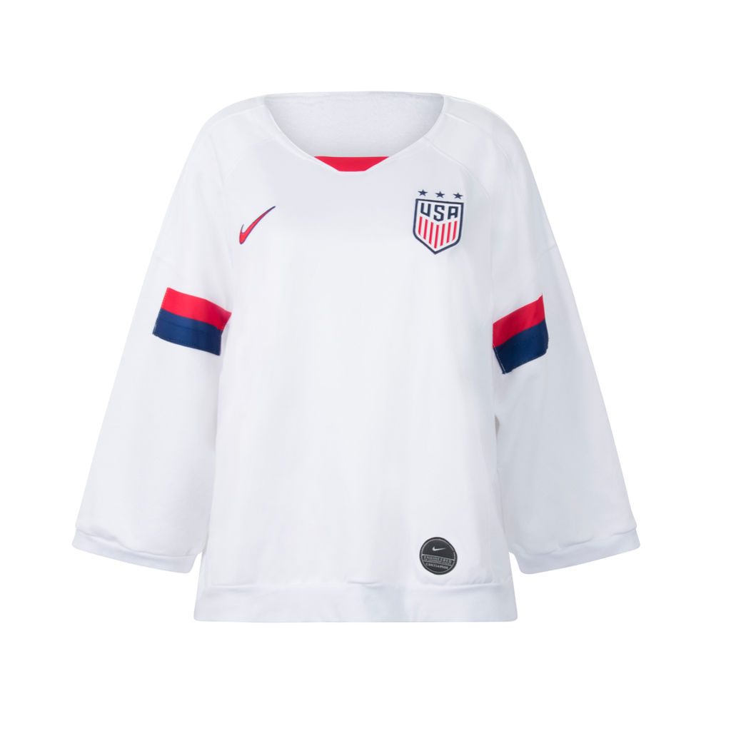 Nike Men's USA Soccer Team Pullover