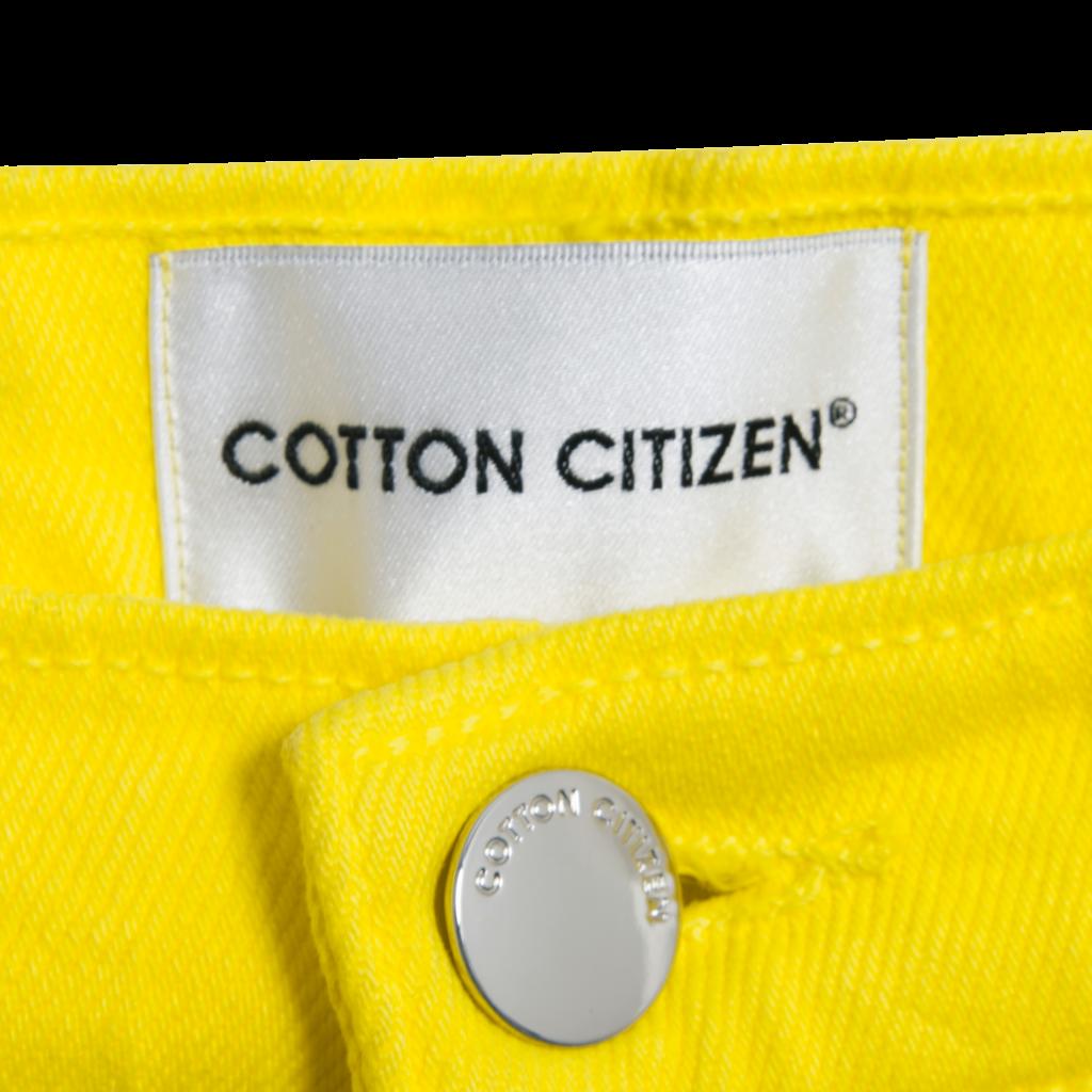 Cotton Citizen Colored Denim