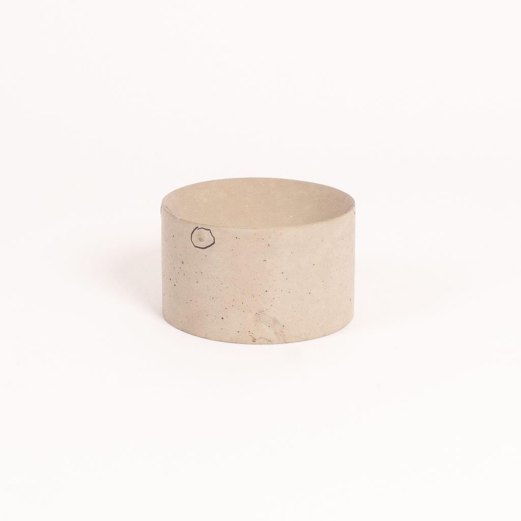 Sample Concrete Incense Bowl