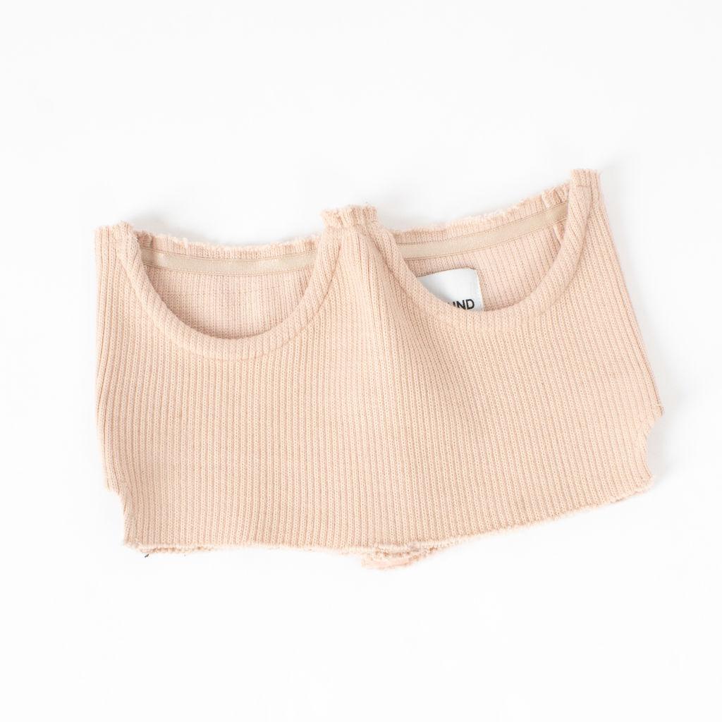 Orseund Iris Ribbed Knit Corset