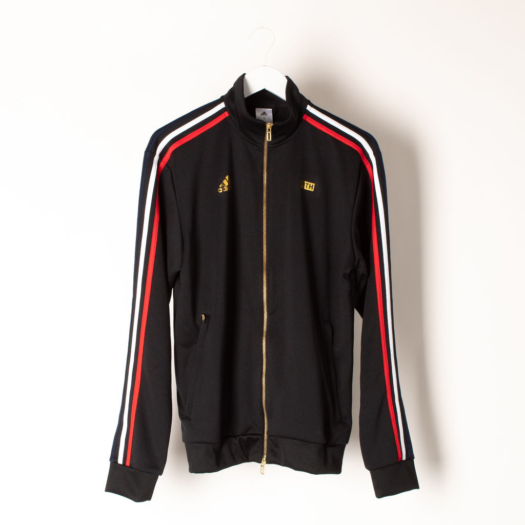 Kith x Adidas Soccer Track Jacket