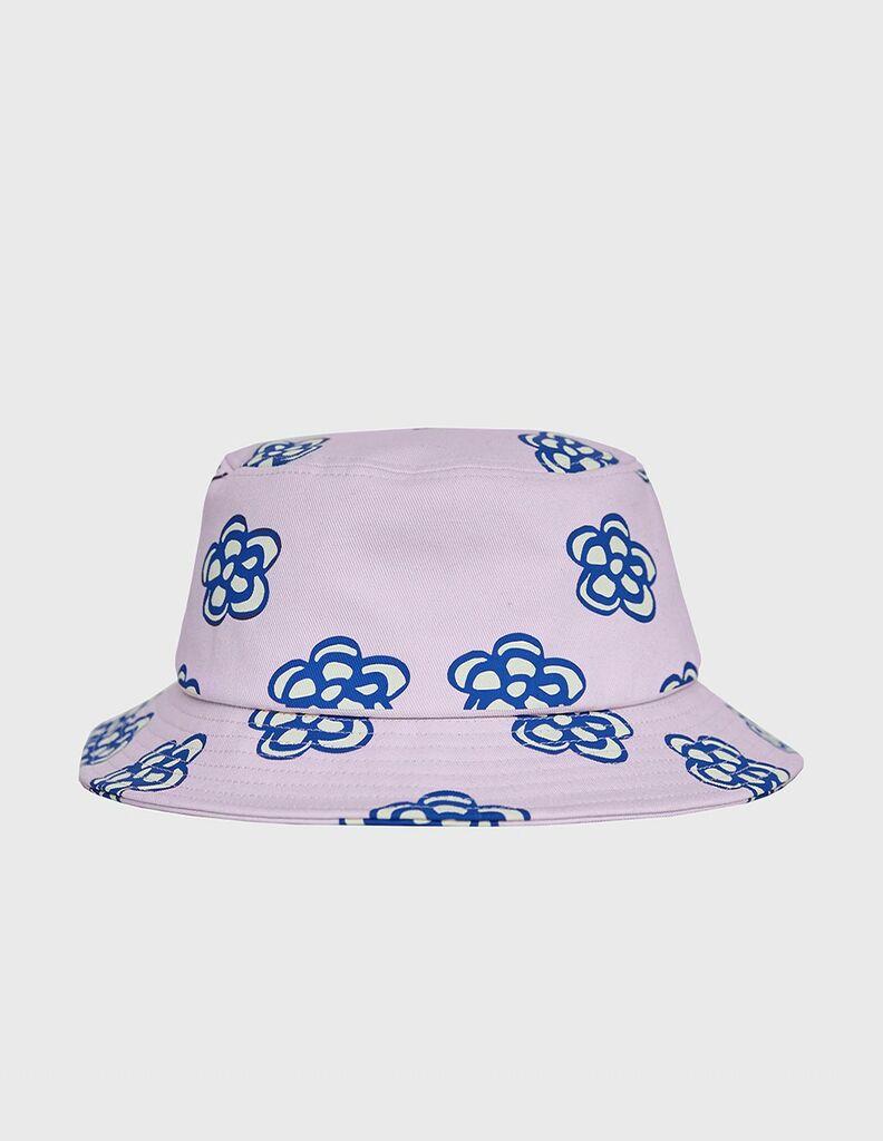 KROST x Barneys Floral Icon Bucket Hat