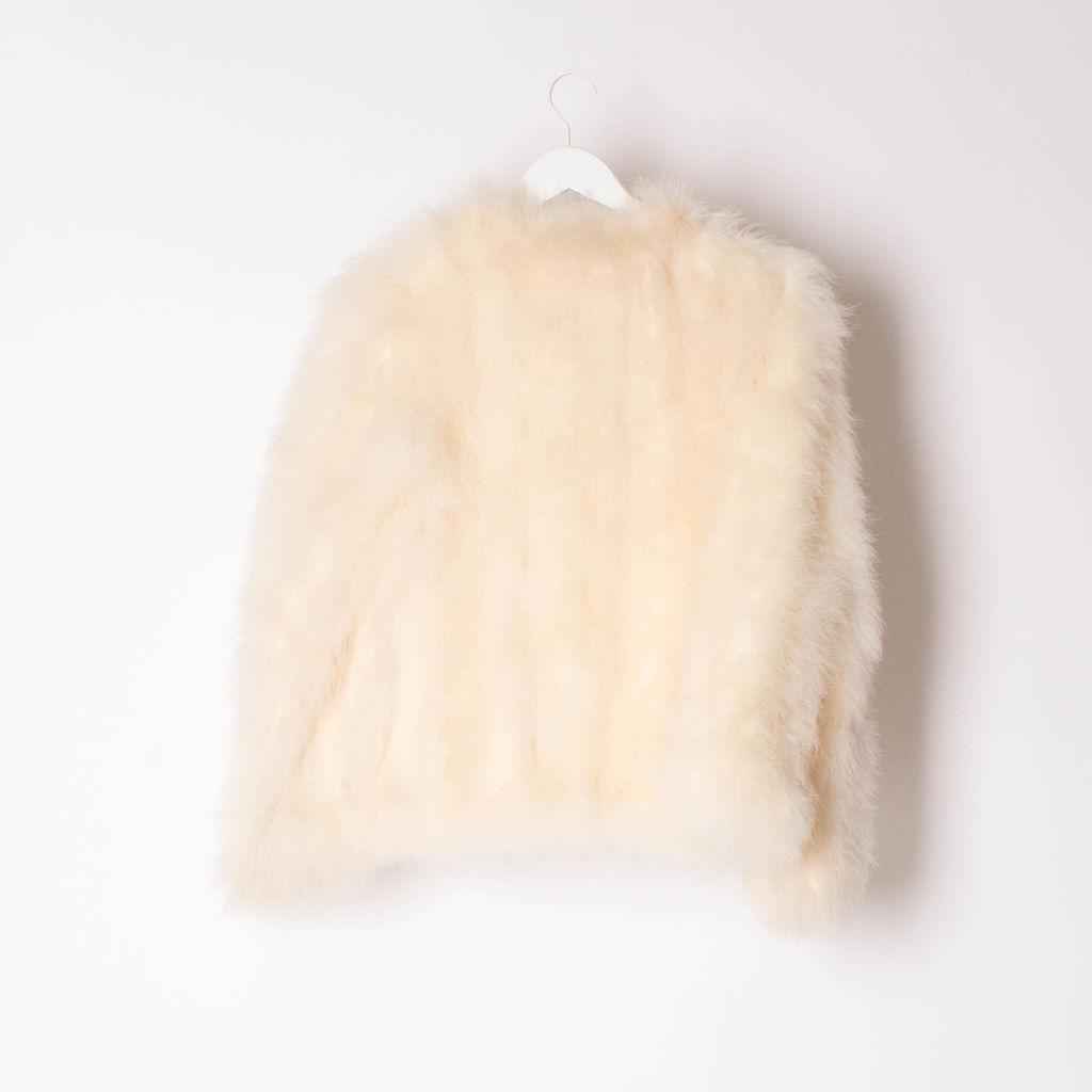 Vintage Feather Jacket