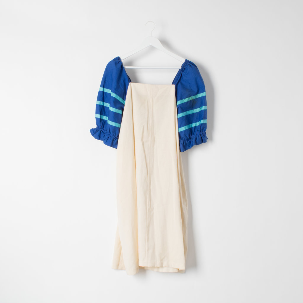 Vintage Jose A Diaz 70s Peasant Dress curated by Sophia Amoruso