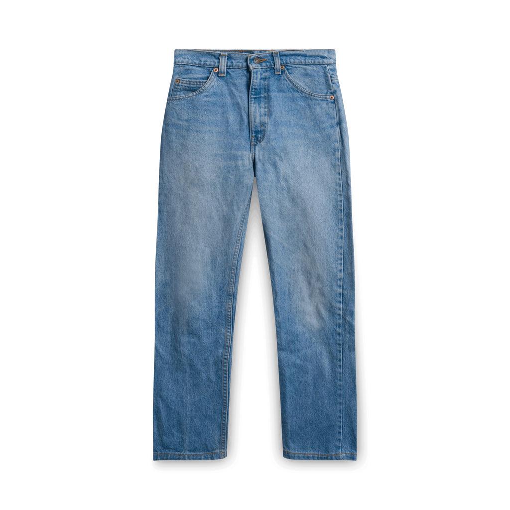 Levi Strauss 505 Straight Leg Jeans
