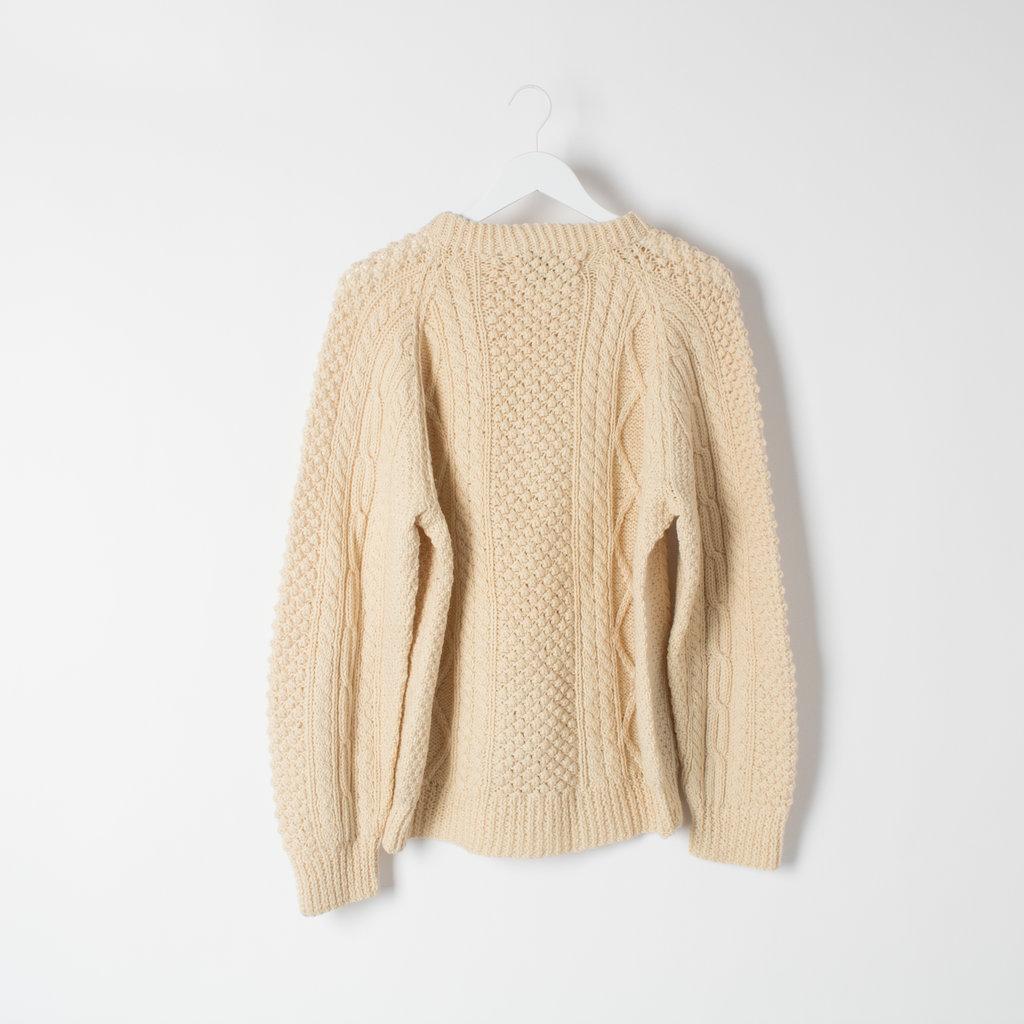 Vintage Barnas Mor Fisherman Sweater curated by Sophia Amoruso