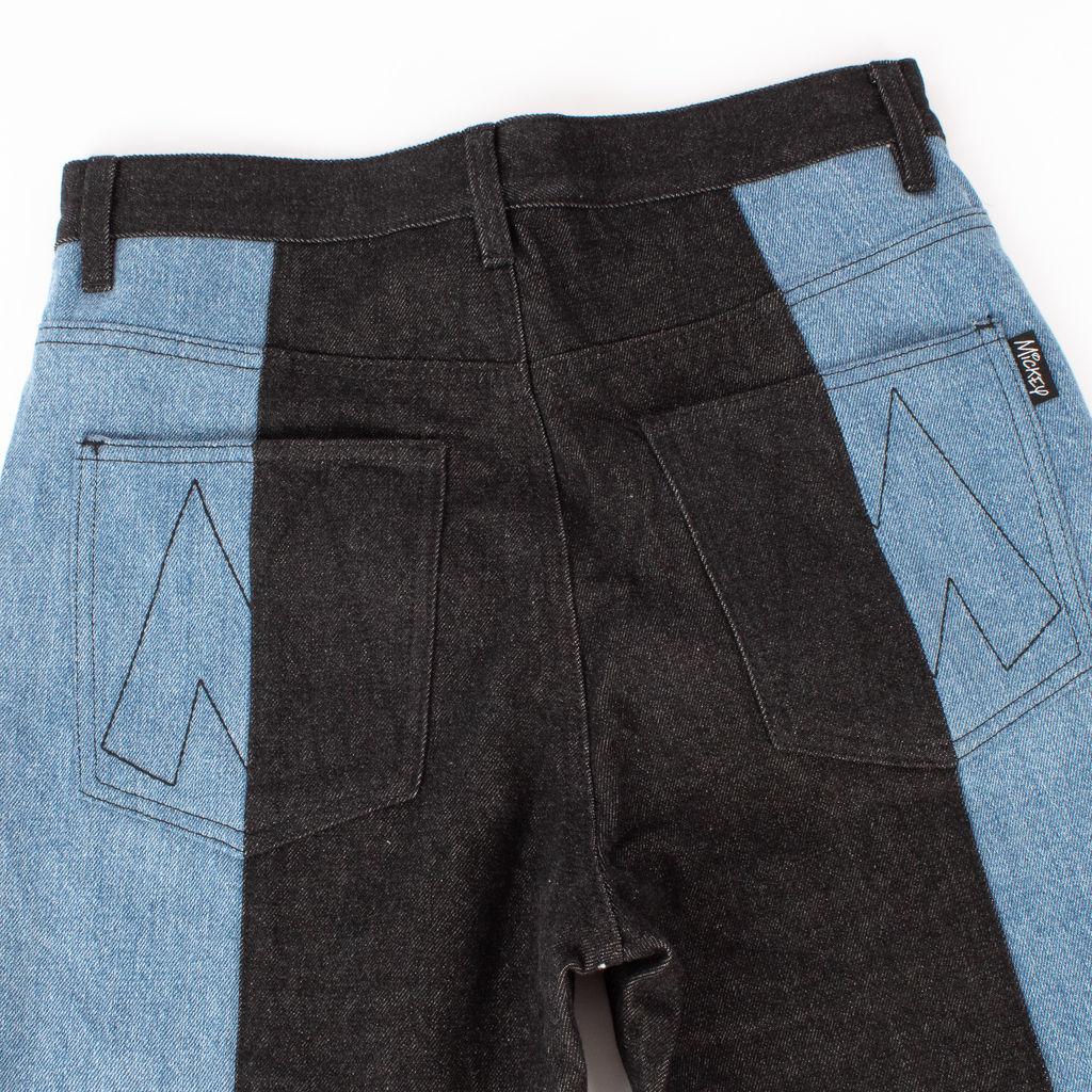 Peacebird x Etudes Studio x Disney Split Wash Jeans