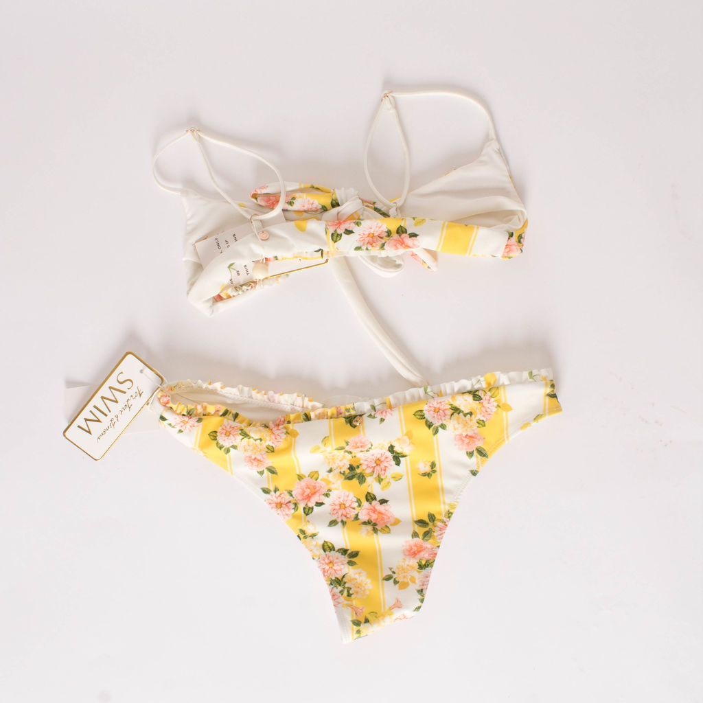 For Love & Lemons Bikini Set