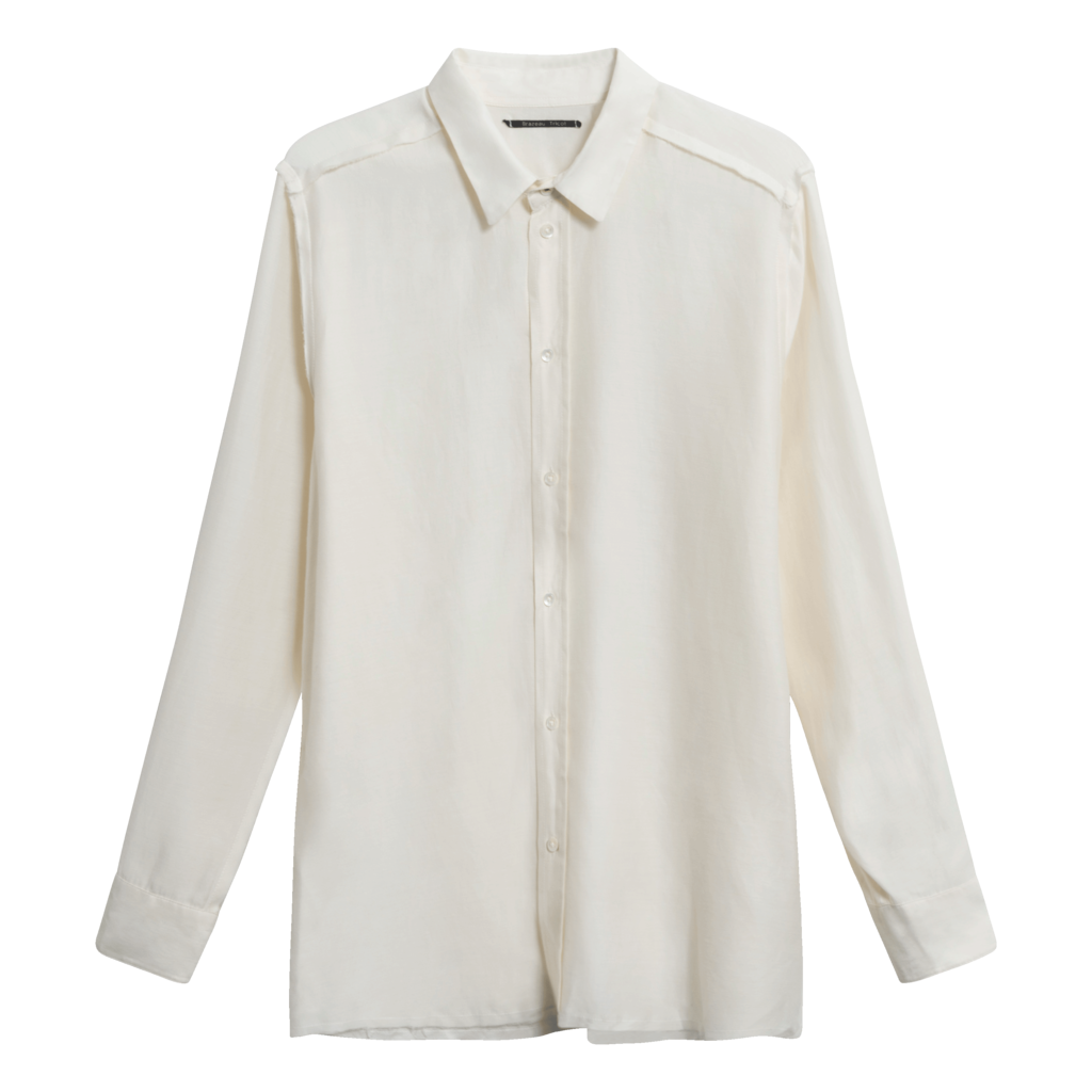 Brazeau Tricot Cotton Silk Austin Shirt