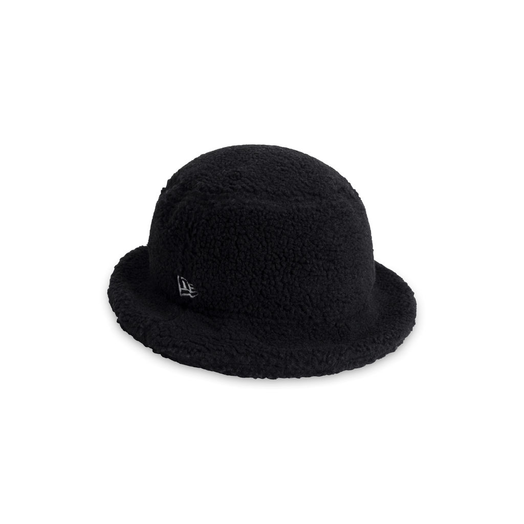 Vintage New Era Fluffy Bucket Hat