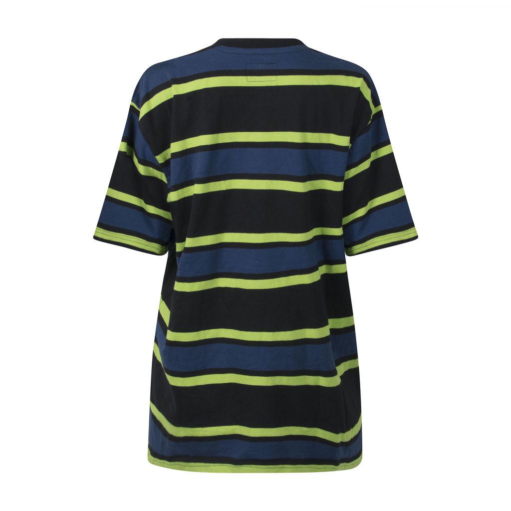 Stussy Bold Stripe Jersey Tee