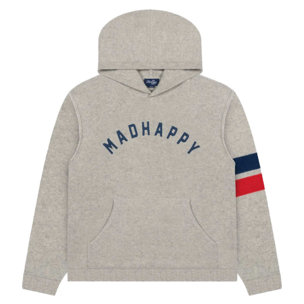 Madhappy Cashmere Hoodie-Ash