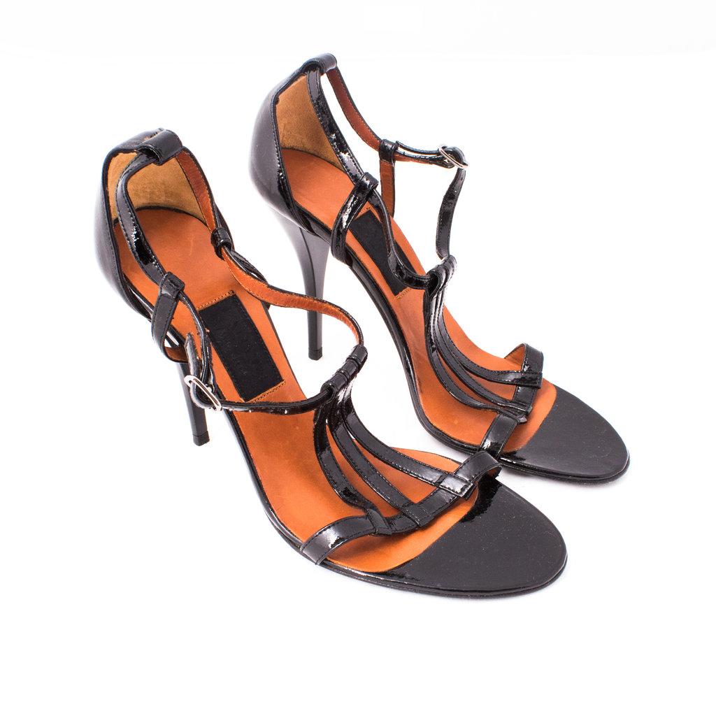 Lanvin Patent Heels