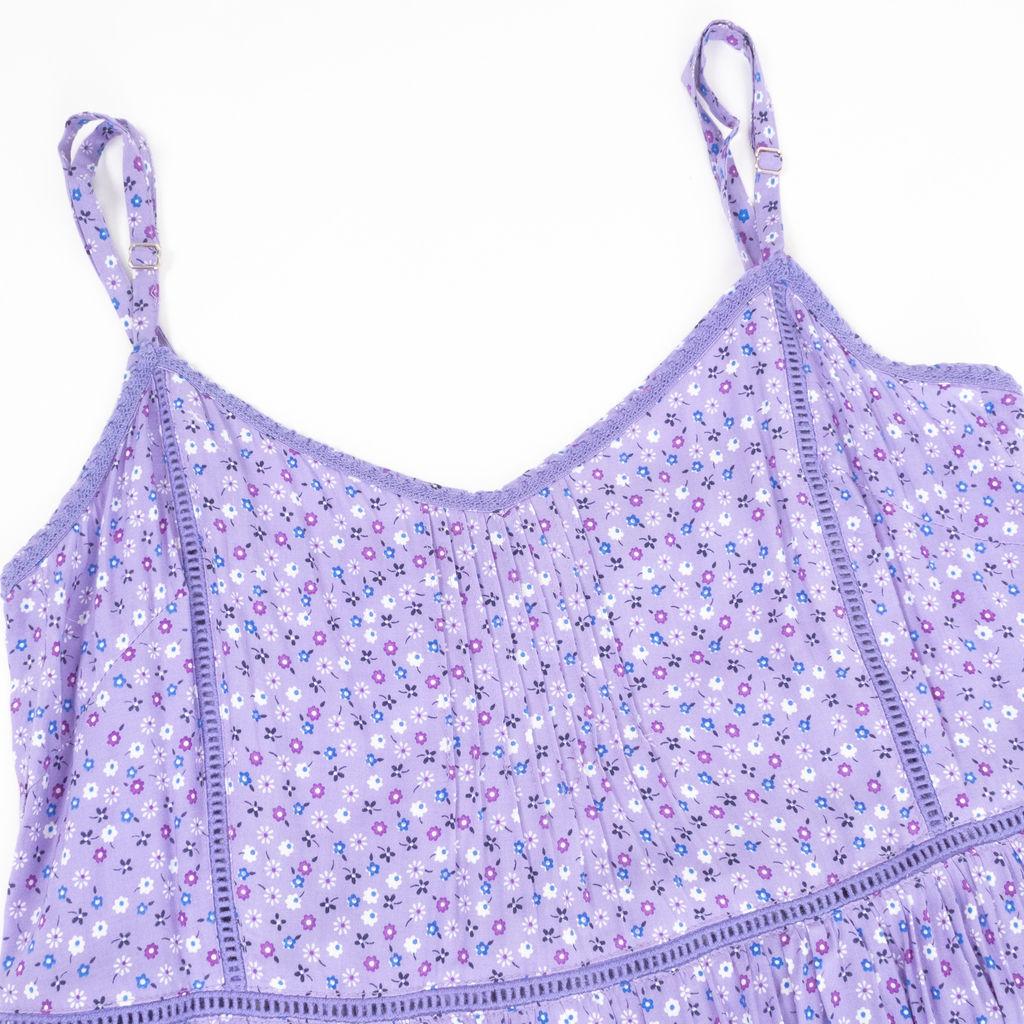 Auguste Ditsy Floral Midi Dress