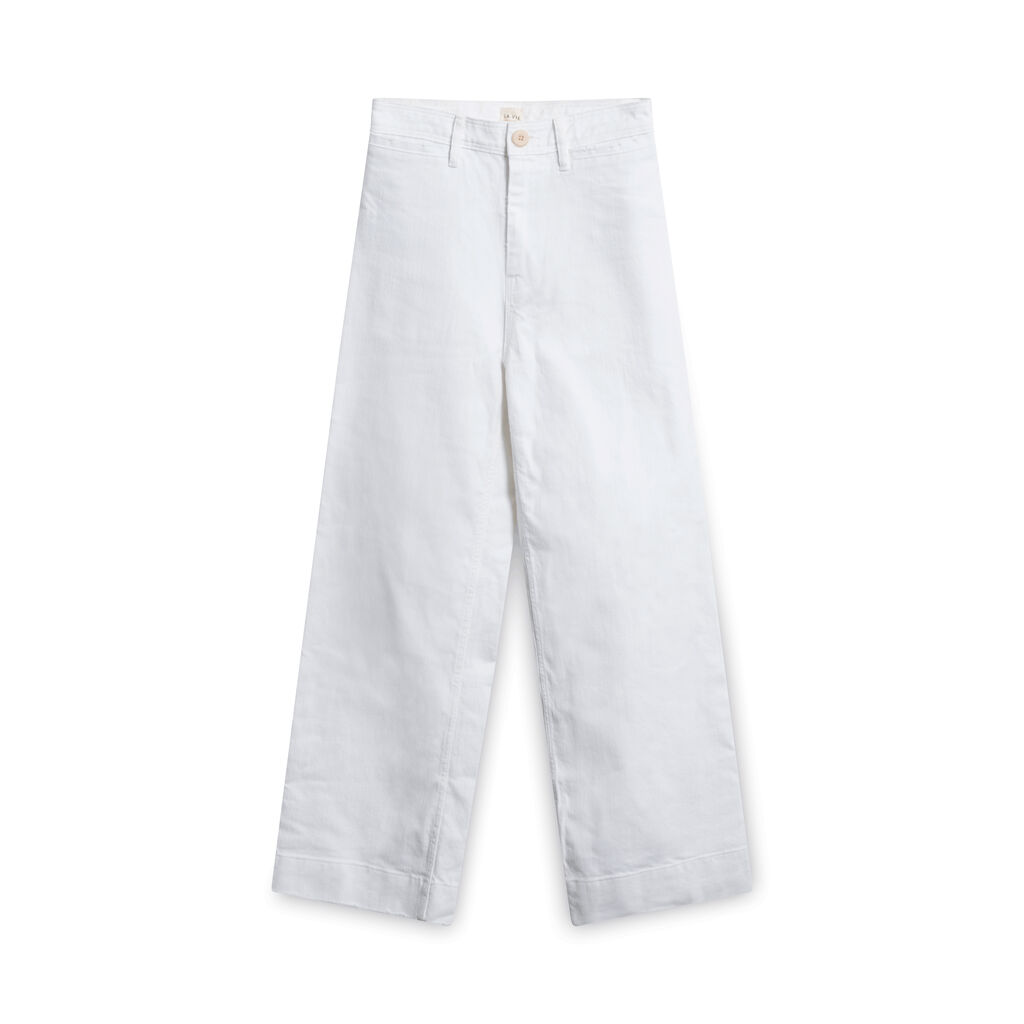 Rebecca Taylor La Vie Denim Jeans - White