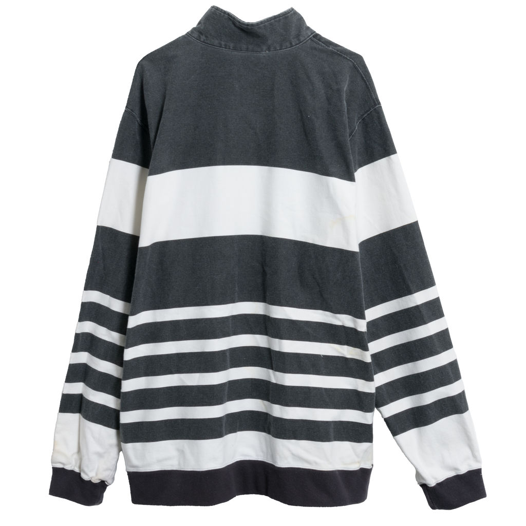 Supreme Washed Quarter-Zip Sweatshirt